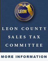 Leon County Sales Tax Committee
