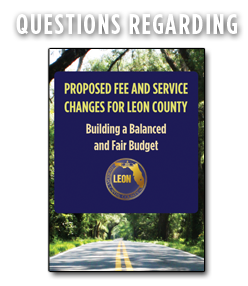 Click here for information on proposed fees and service changes