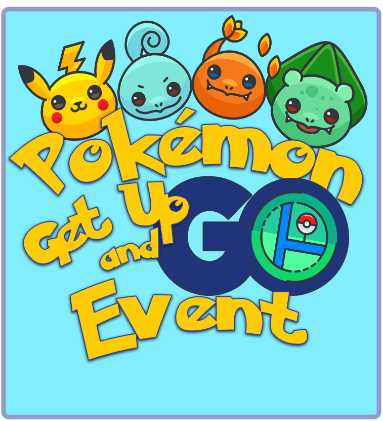 Pokemon Get Up and Go > Events