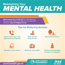 Maintaining Your Mental Health
