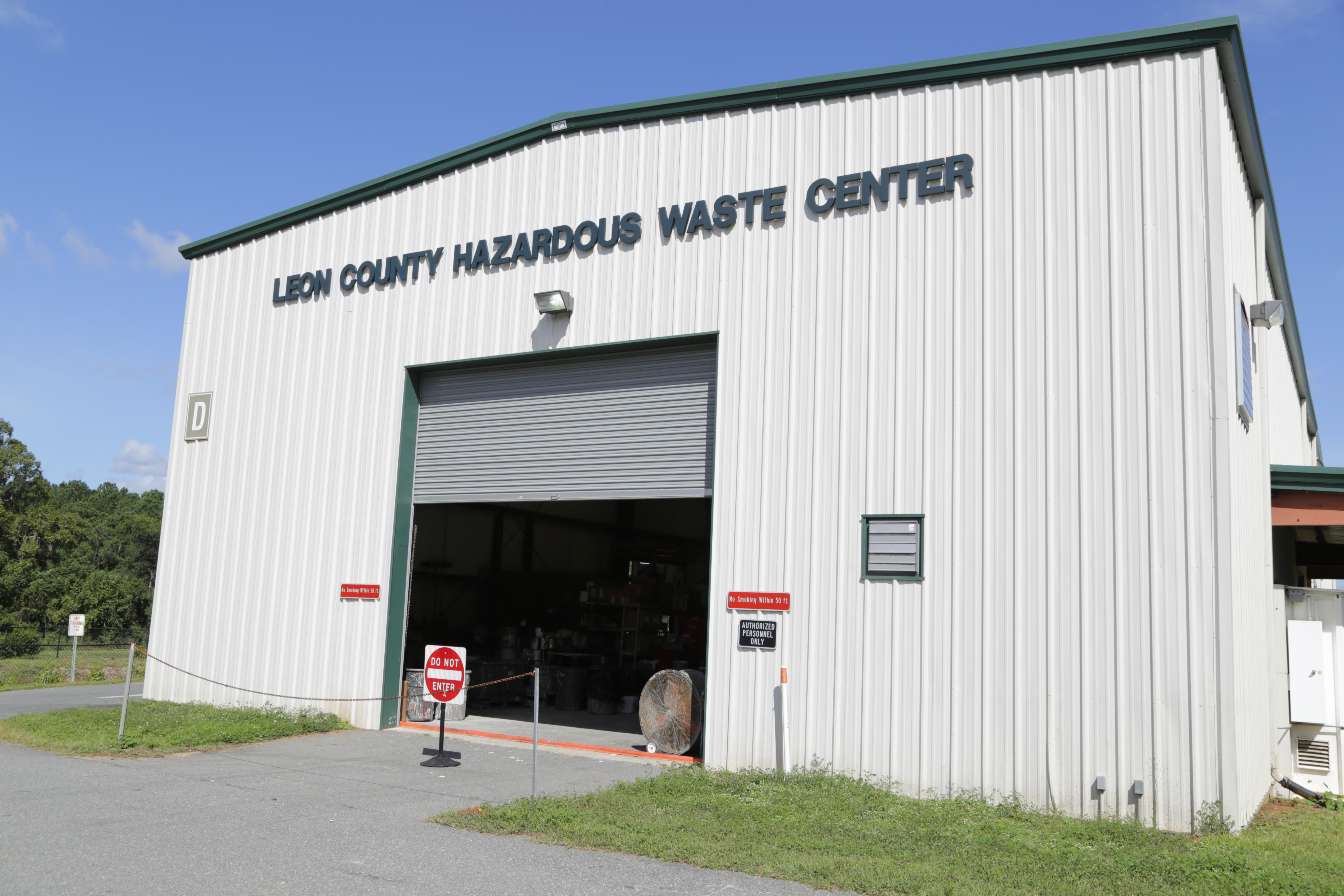 Leon County Hazardous Waste Center