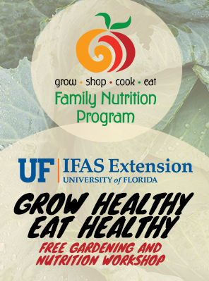 Grow Healthy Eat Healthy Workshop