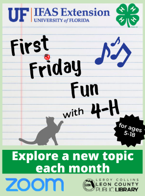 First Friday with 4H