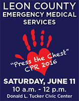 Press the Chest CPR 2016