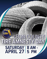 Tire Amnesty Day Image