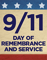 9/11 Day of Remembrance Service