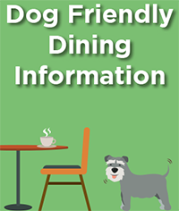 Dog Friendly Dining Information