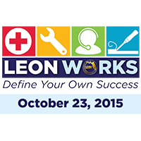Leon Works Expo on October 23, 2015