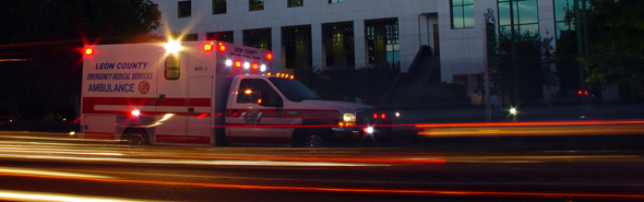 Leon County EMS.